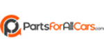 Parts For All Cars promo codes