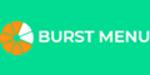 Burst Menu promo codes