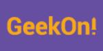 GeekOn! promo codes