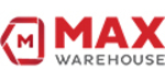 Max Warehouse promo codes