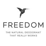 Freedom Natural Deodorant promo codes