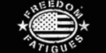 Freedom Fatigues promo codes