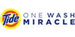 Tide One Wash Miracle promo codes