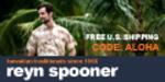 Reyn Spooner promo codes