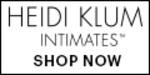 Heidi Klum Intimates promo codes