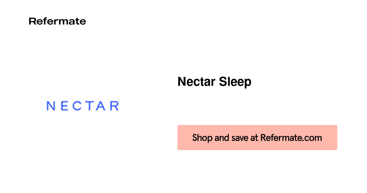 15% off Nectar Sleep Coupons, Promo Codes - June, 2020 ...
