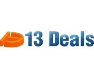 13 Deals promo codes