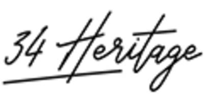 34 Heritage promo codes