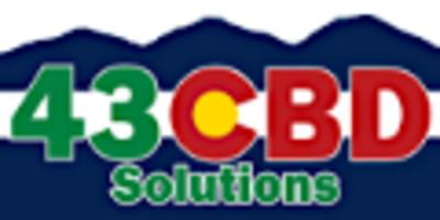 43 CBD Solutions promo codes