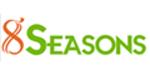 8seasons promo codes