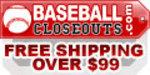 BaseballCloseouts.com promo codes