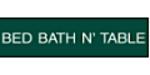 Bed Bath & Table promo codes