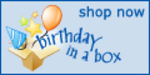 Birthday in a Box promo codes