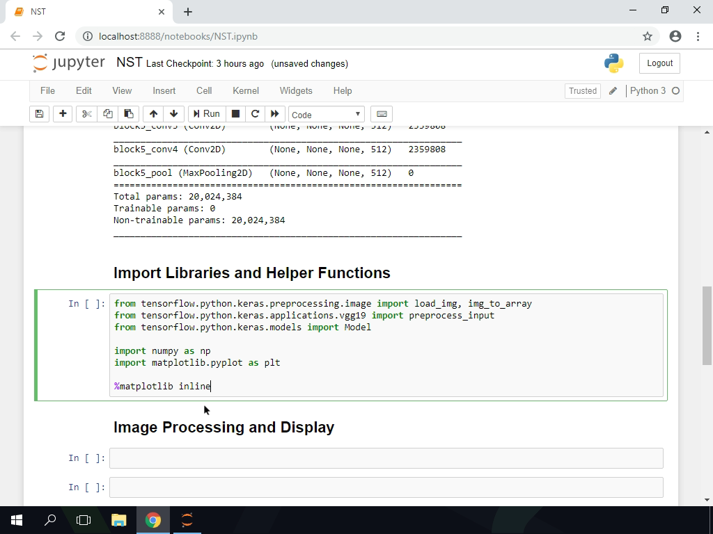 Import Libraries and Helper Functions