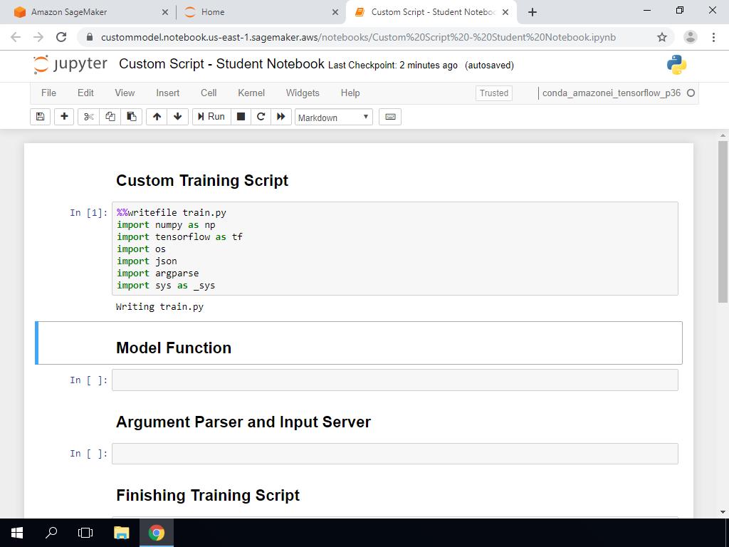 Model Function