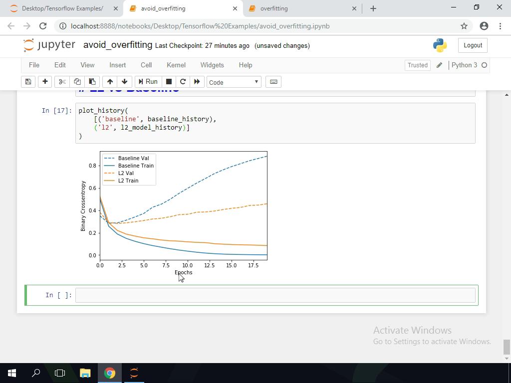 L2 Model vs Baseline