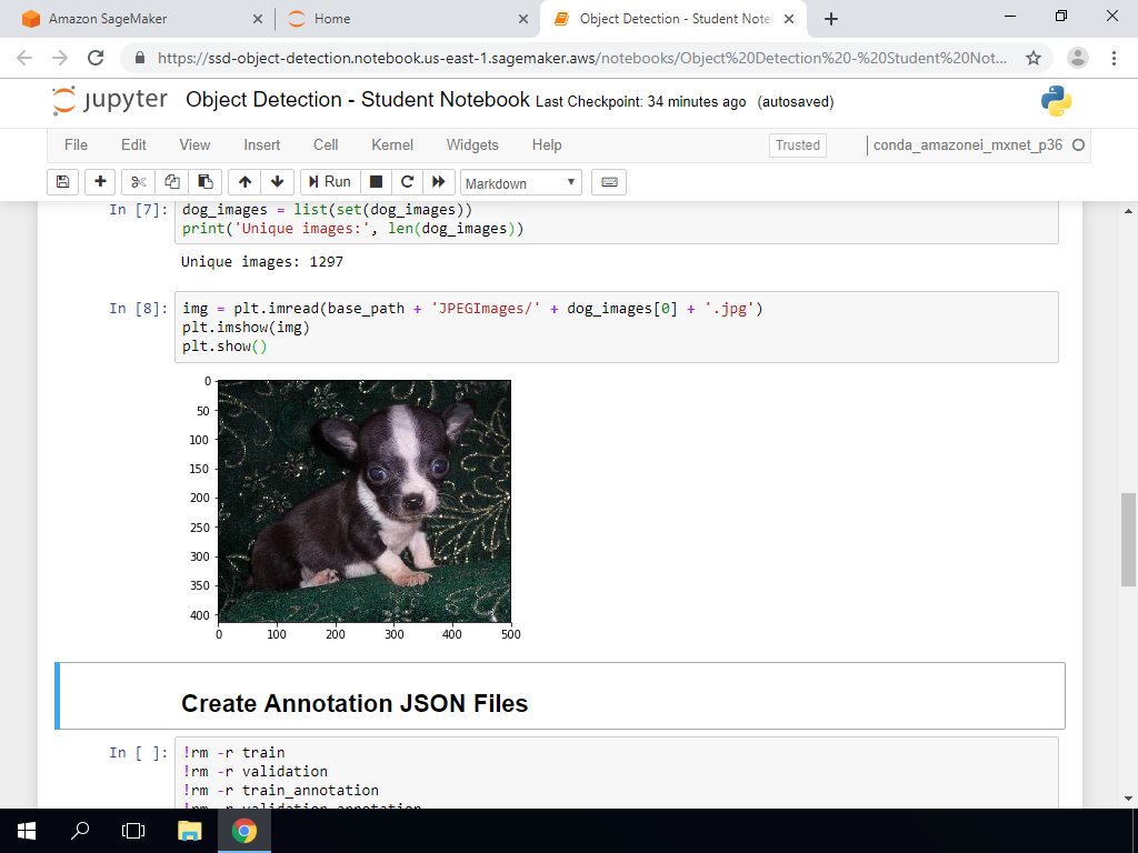 Create JSON Annotations Part 1