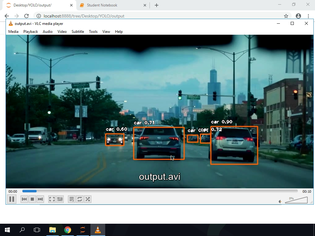 Object Detection in Video
