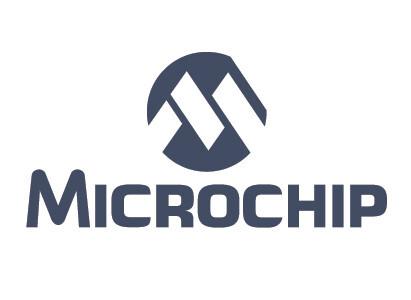 Microchip logo color