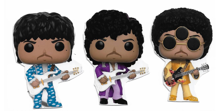 3 ímãs - Prince