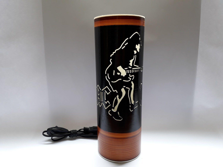 Abajur Luminária Bivolt ACDC Angus Young