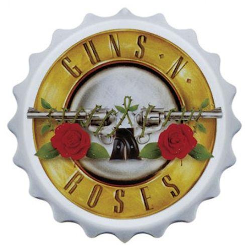 Abridor de garrafa com imã Guns n' Roses I