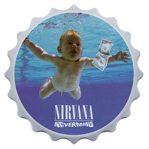 Abridor de garrafa com imã Nirvana II