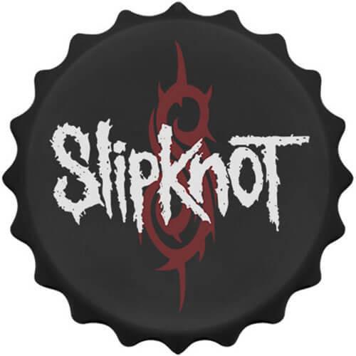 Abridor de garrafa com imã Slipknot
