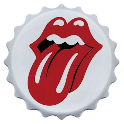 Abridor de garrafa com imã The Rolling Stones II