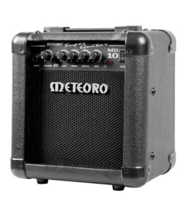 Amplificador para Guitarra Meteoro Super Guitar MG10 110V / 220V