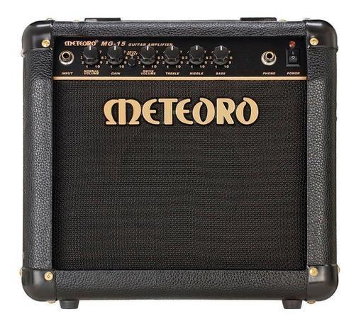 Amplificador para Guitarra Meteoro MG15 110V / 220V
