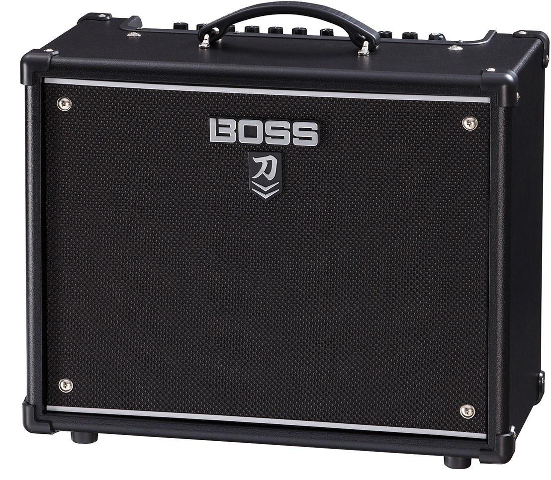 Amplificador Cubo Guitarra Boss Katana 50 MKII Roland