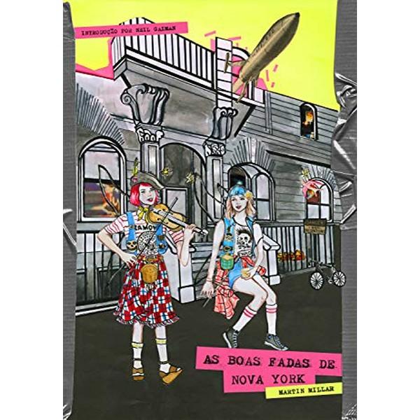 As Boas Fadas de Nova York (livro)