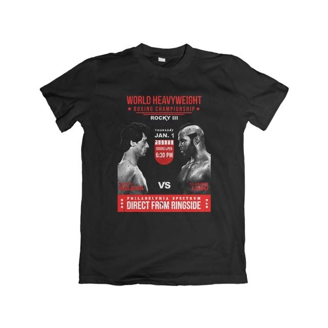 Camiseta Unissex Balboa x Clubber Lang - eFull Camisetas