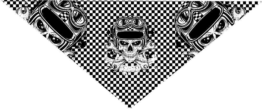 Bandana Motorcicley