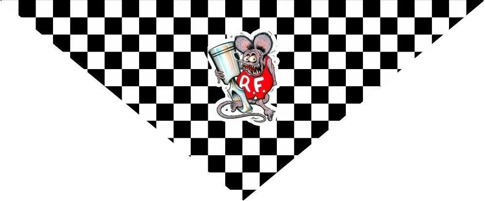 BANDANA RAT FINK RACER