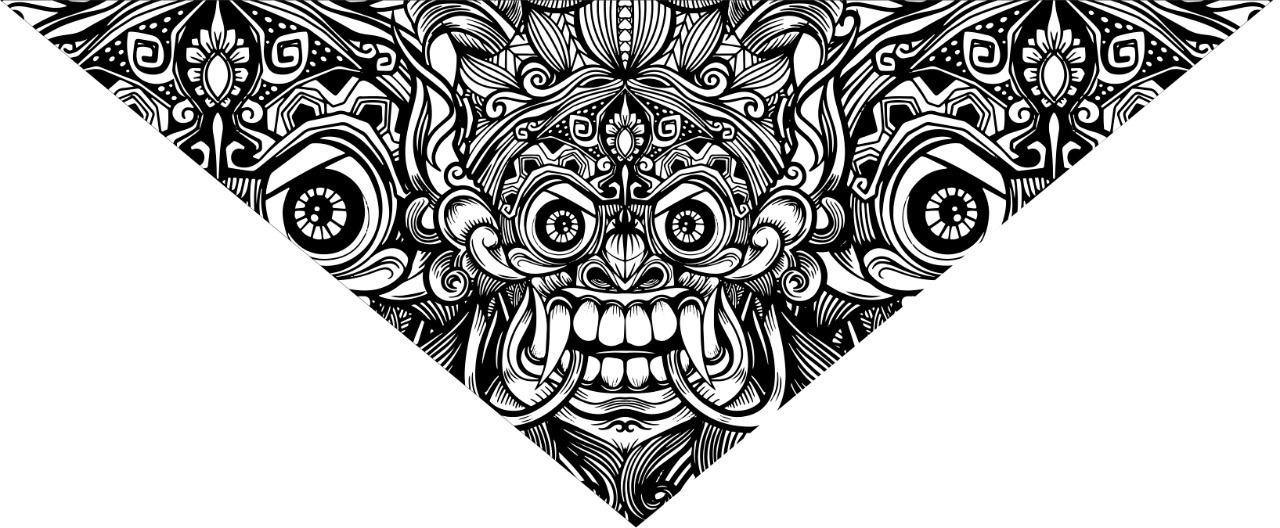 Bandana Totem Maori