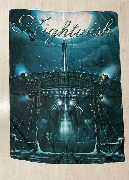 Bandeira Nightwish - Modelo 1