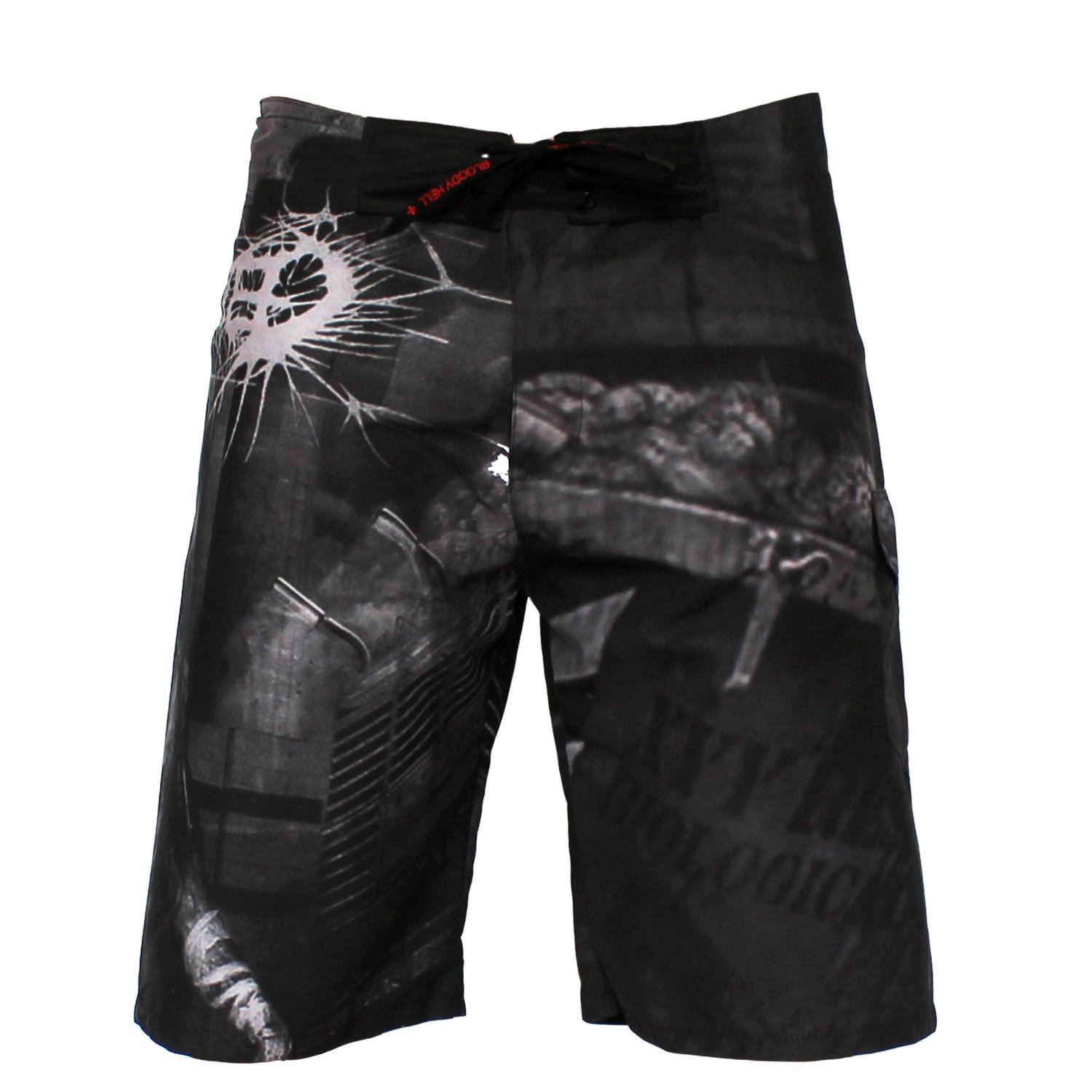 Bermuda Masculina Aborted  - Bloody Hell Wear