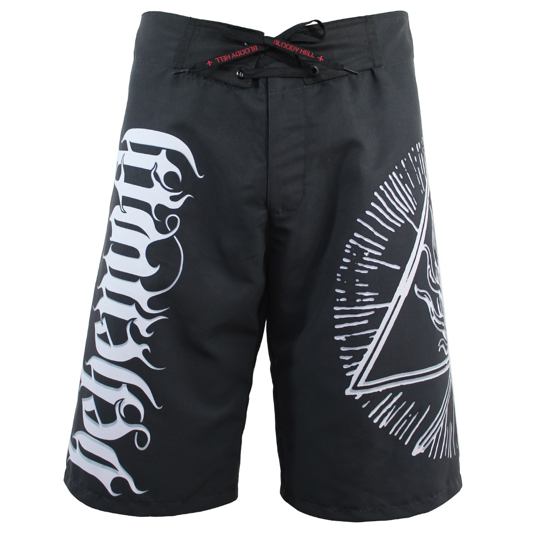 Bermuda Masculina Behemoth - Bloody Hell Clothing