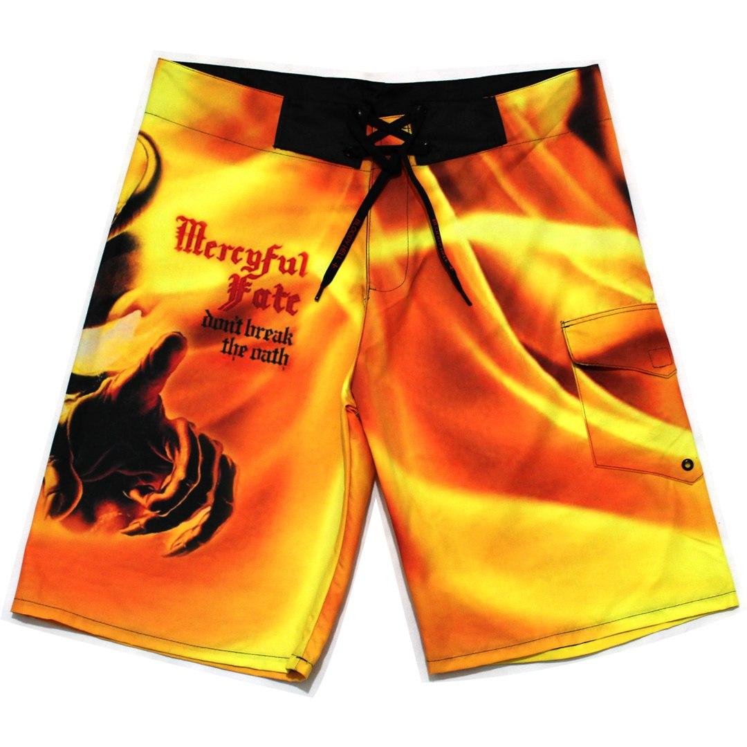 Bermuda Masculina Mercyful Fate - Don't Break the Oath - Bloody Hell Wear