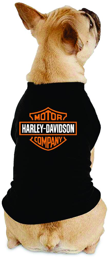Blusa Pet Harley Davidson