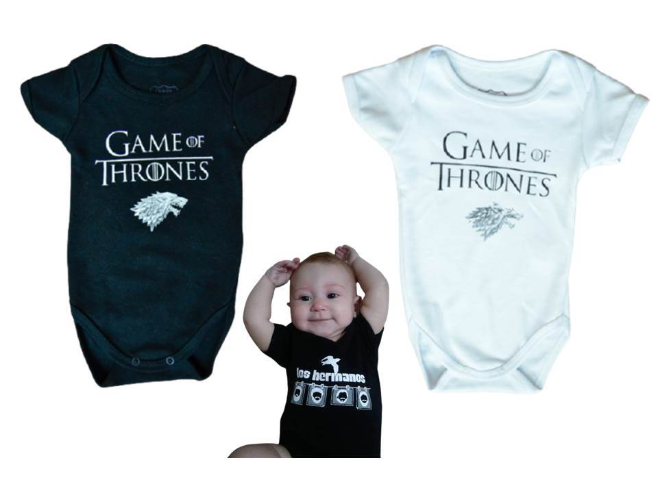 Body Game of Thrones Casa Stark