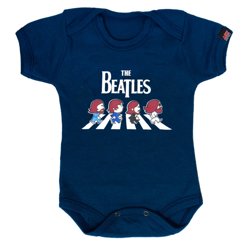 Body Infantil The Beatles