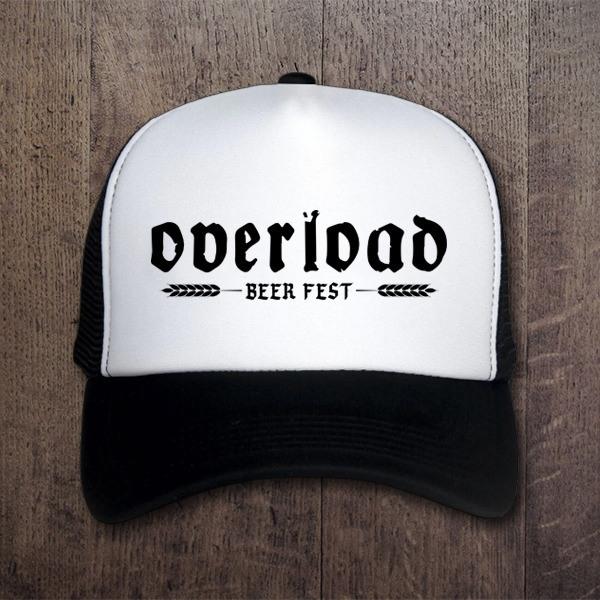 Boné Overload Beer Fest