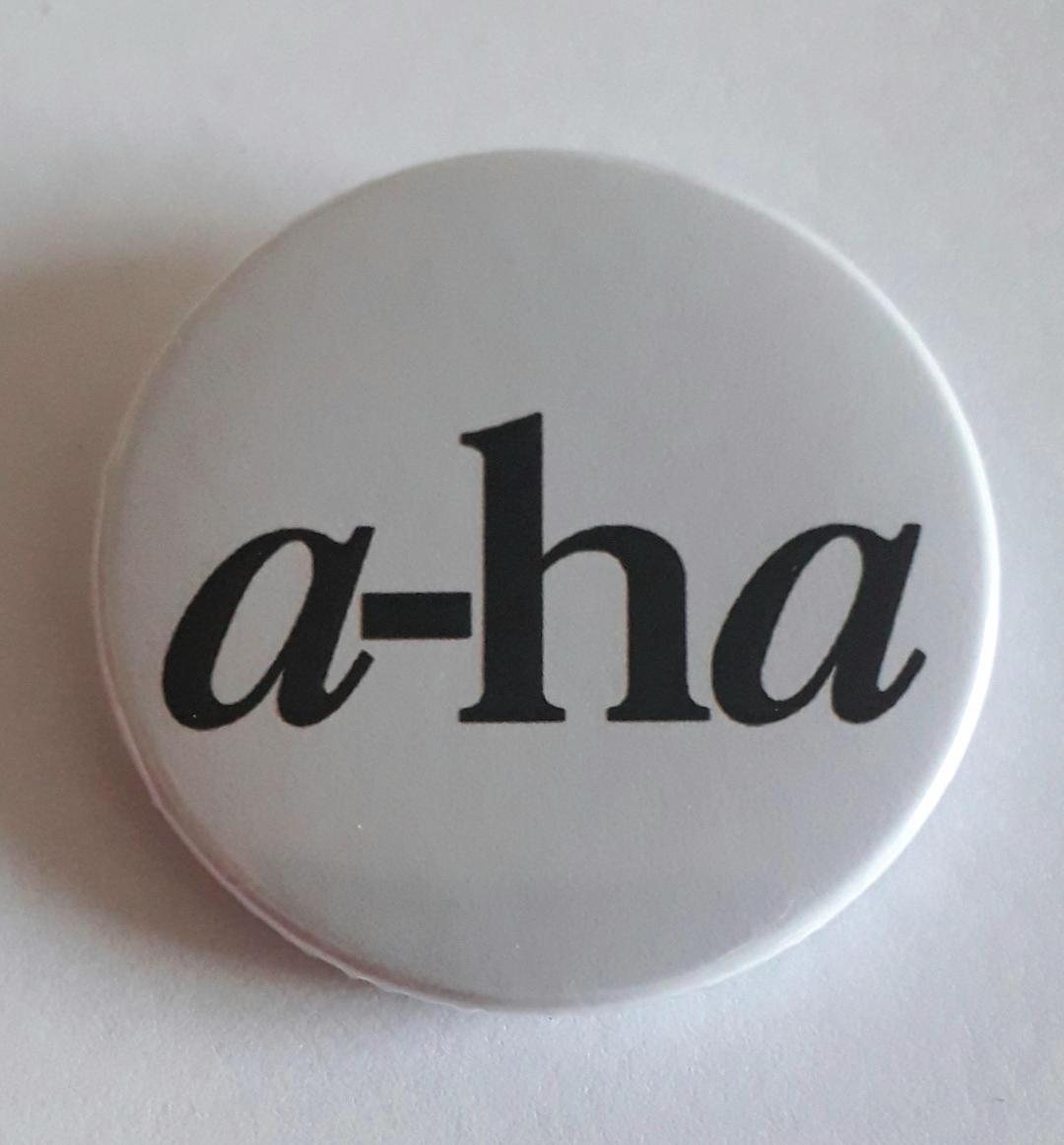 Botton  A-ha