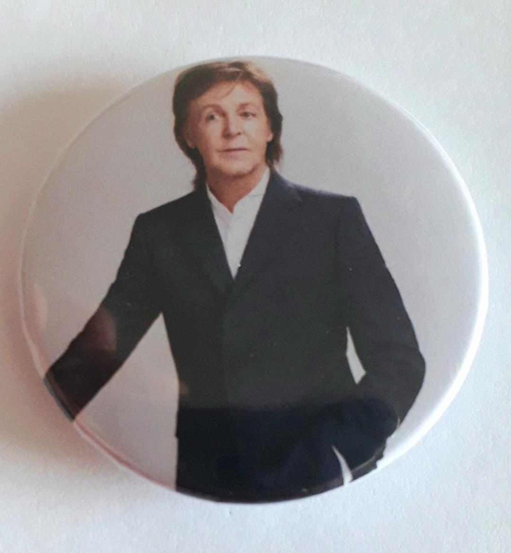 Botton Paul McCartney