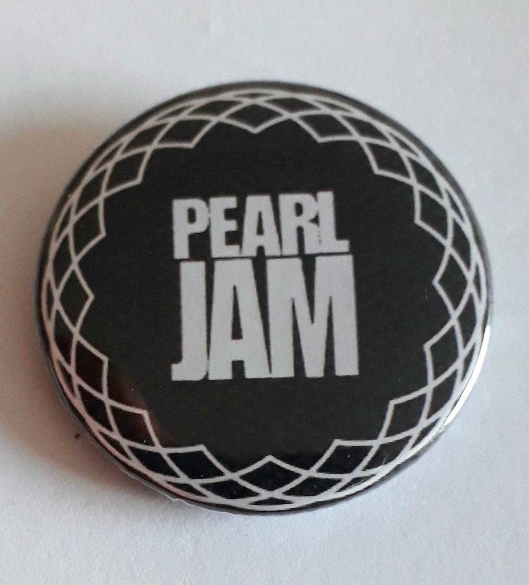 Botton Pearl Jam