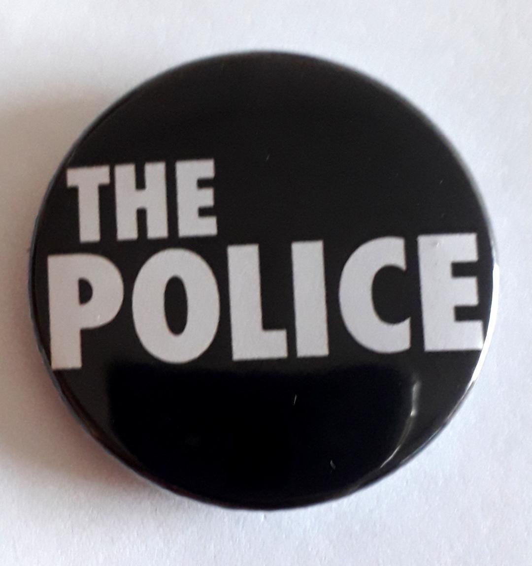 Botton The Police