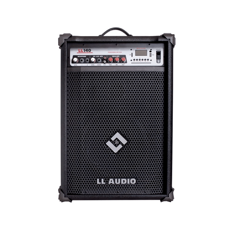 Caixa Multiuso LL Audio 140 35 Watts Multiuso Bluetooth USB